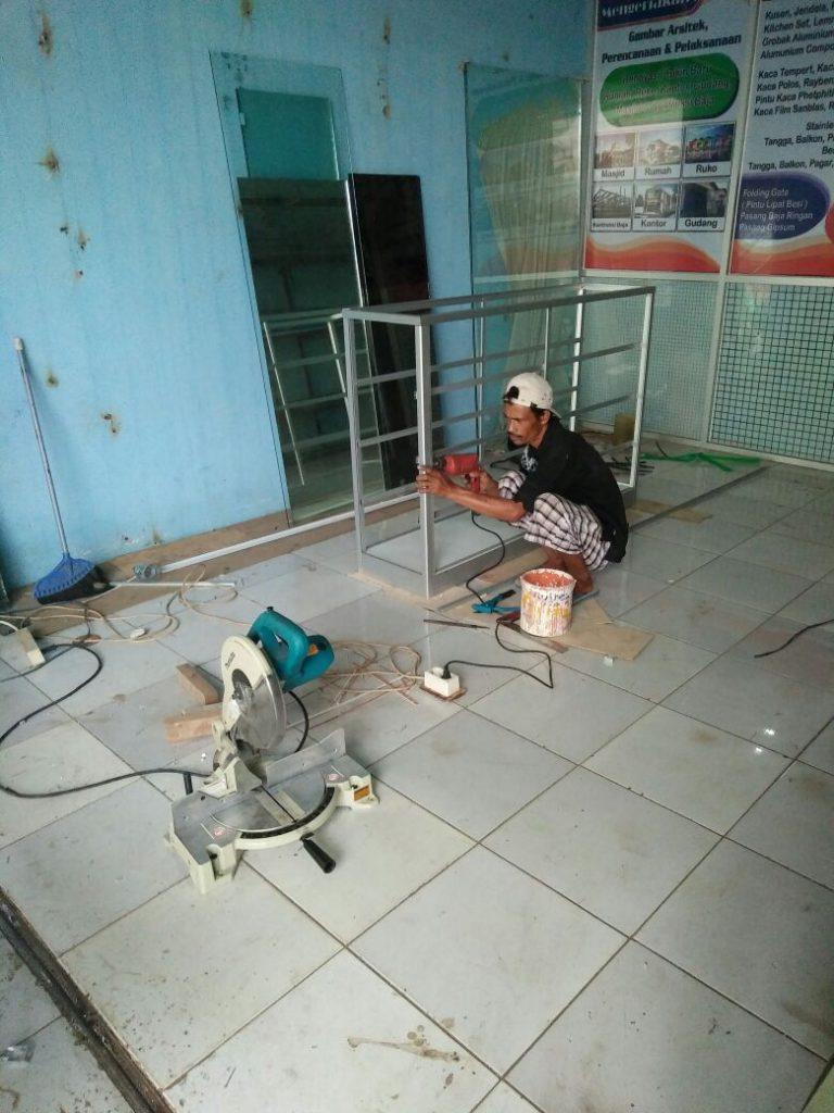 Pusat Toko Kaca dan Aluminium Murah Daerah Tangerang Selatan 0813 9900 0026 ...